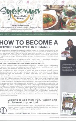 How To Become A Service Employee In Demand